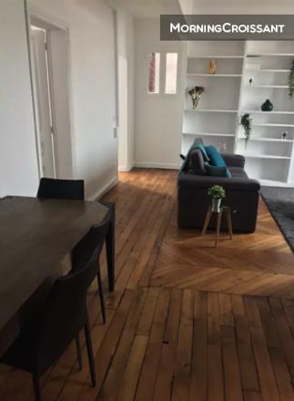 Rent this 2 bed apartment on 80 Avenue d'Argenteuil in 92600 Asnières-sur-Seine, France