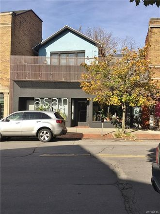 Rent this 1 bed apartment on 19 Allen Street in Buffalo, NY 14202