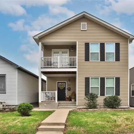 Rent this 3 bed house on Blow St in Saint Louis, MO