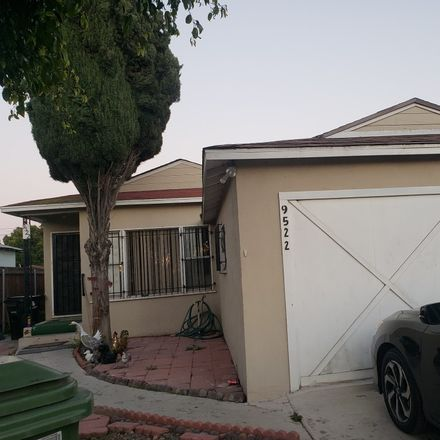 Rent this 3 bed house on 9522 Hickory Street in Los Angeles, CA 90002