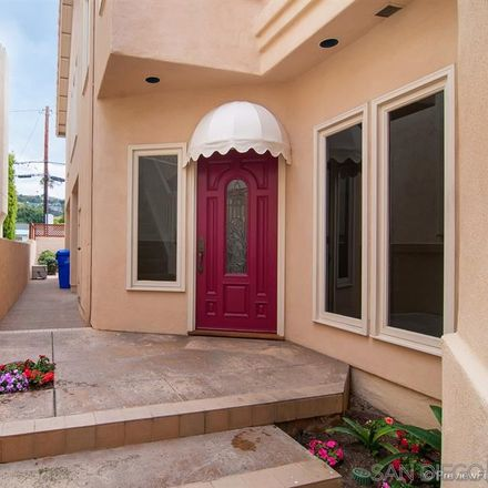 Rent this 3 bed townhouse on 8121 El Paseo Grande in San Diego, CA 92037