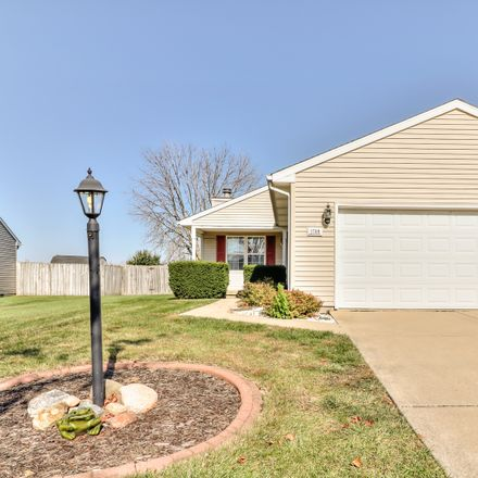 Rent this 3 bed house on 1709 Bonnie Blair Drive in Champaign, IL 61822