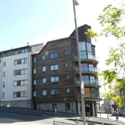 Rent this 1 bed apartment on Church of Scientology of Plymouth in 41 Ebrington Street, Plymouth PL4 9AA