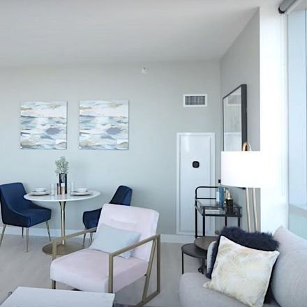 Rent this 1 bed apartment on 808 South Michigan Avenue in Chicago, IL 60605