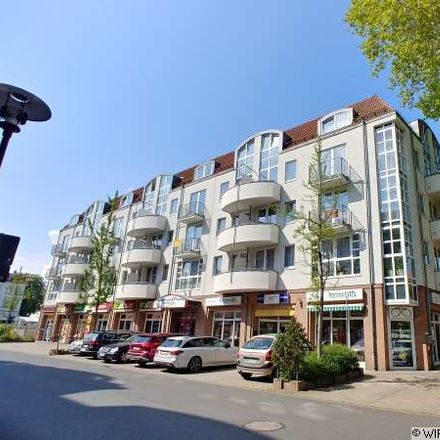 Rent this 1 bed apartment on Roquettestraße 27b in 01157 Dresden, Germany