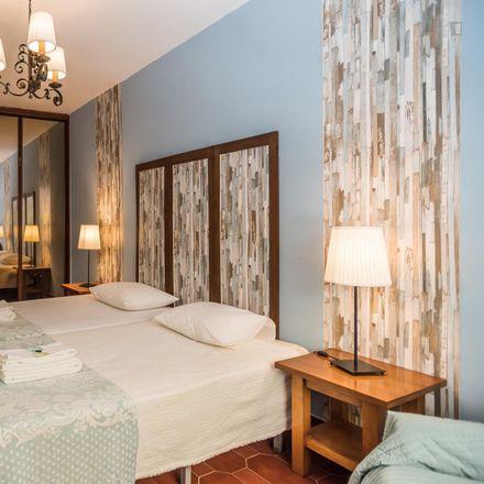 Rent this 1 bed apartment on Mercearia da Vizinha in Rua Cesário Verde 12, 2825-316 Costa da Caparica