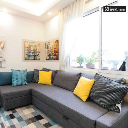Rent this 1 bed apartment on Carrer de la Marina