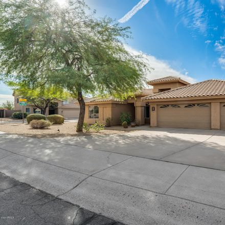 Rent this 4 bed house on 9295 East Rockwood Drive in Scottsdale, AZ 85255