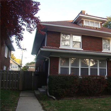 Rent this 3 bed condo on 4035 Central Avenue in Indianapolis, IN 46205
