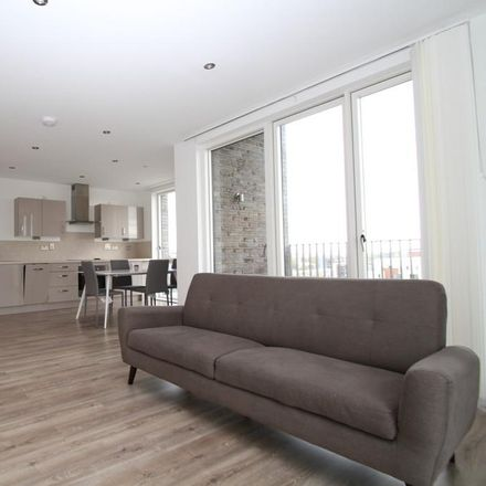 Rent this 2 bed apartment on Creekside in London SE8 4SA, United Kingdom
