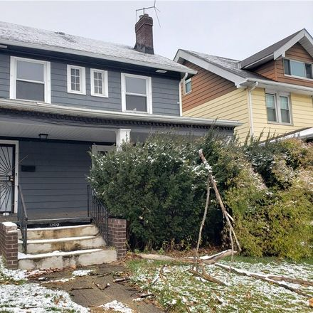 Rent this 3 bed house on 1300 East 143rd Street in East Cleveland, OH 44112