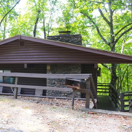 Rent this 2 bed house on 153 Blue Ridge Pkwy in Bryson City, NC