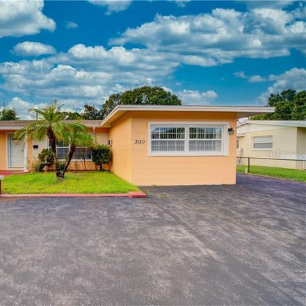 Rent this 3 bed house on 3150 58th Street North in Saint Petersburg, FL 33710