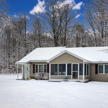 Rent this 3 bed house on 120 Old South Durham Highway in Town of Durham, NY 12405