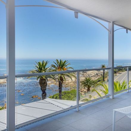 Rent this 3 bed house on Victoria Road in Clifton, Cape Town