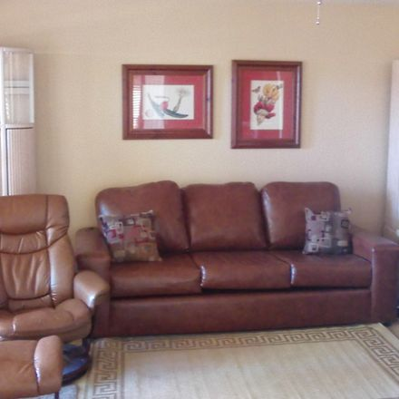 Rent this 3 bed house on 246 East Vaughn Avenue in Gilbert, AZ 85234