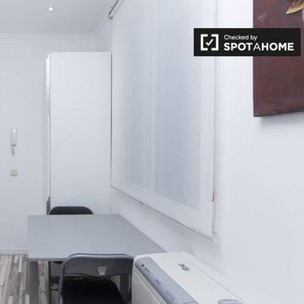 Rent this 1 bed apartment on Calle de Argumosa in 35, 28012 Madrid