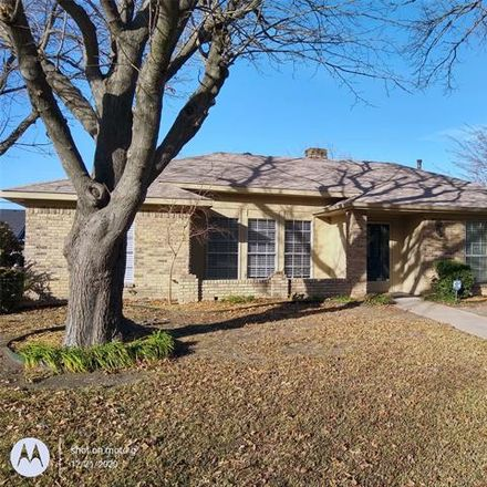 Rent this 3 bed house on 2925 Mollimar Drive in Plano, TX 75075