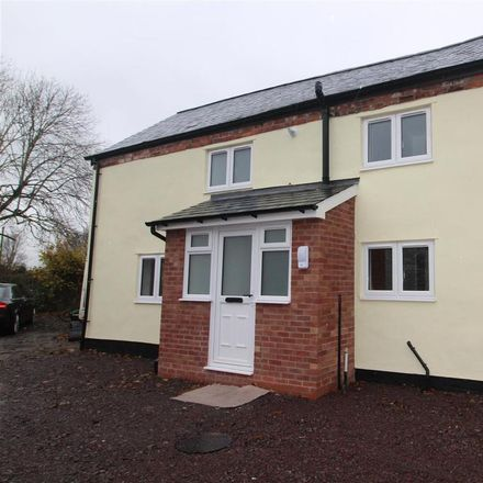 Rent this 2 bed house on Music Room in Noble Street, Wem SY4 5DT