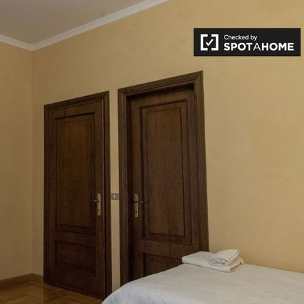 Rent this 2 bed apartment on Via dei Feltreschi in 00164 Rome Roma Capitale, Italy