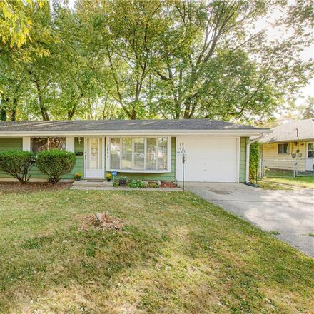 Rent this 4 bed house on 3455 Ashway Drive in Indianapolis, IN 46224