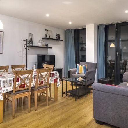 Rent this 3 bed apartment on 25-36 Forbes Street in South Dock ED, County Dublin