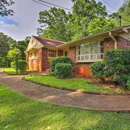 Rent this 3 bed apartment on 2183 Ponce de Leon Avenue Northeast in Druid Hills, GA 30307