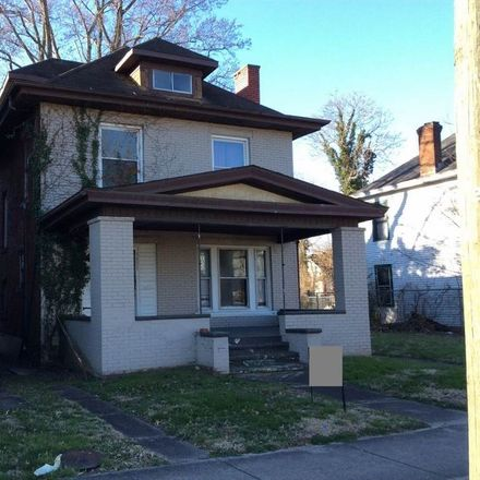 Rent this 5 bed house on 1333 9th Avenue in Huntington, WV 25701