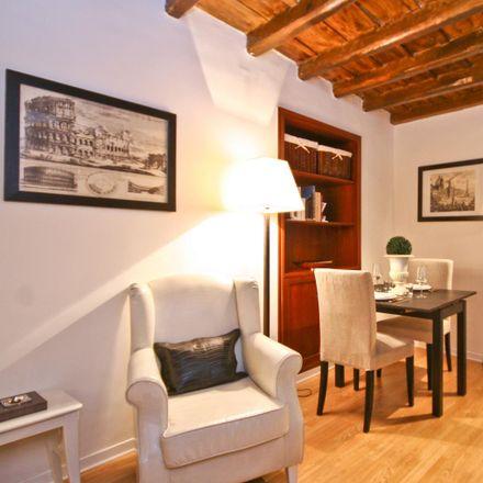 Rent this 1 bed apartment on Non Solo Pasta n'avons in Via della Stelletta, 21