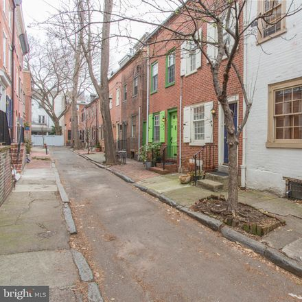 Rent this 2 bed townhouse on 417 South Iseminger Street in Philadelphia, PA 19147
