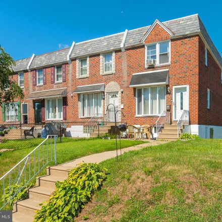 Rent this 3 bed townhouse on 4360 Potter Street in Philadelphia, PA 19124