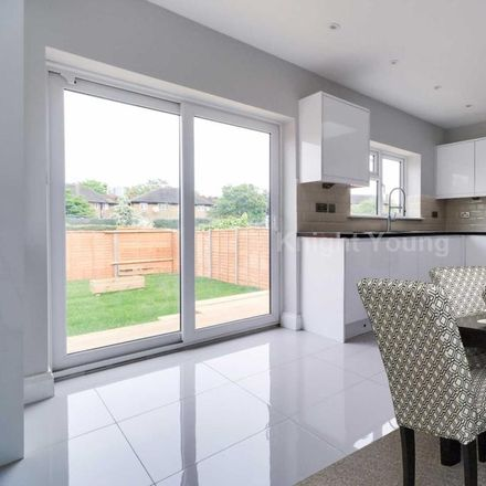 Rent this 4 bed house on Cleveley Crescent in London W5 1DY, United Kingdom