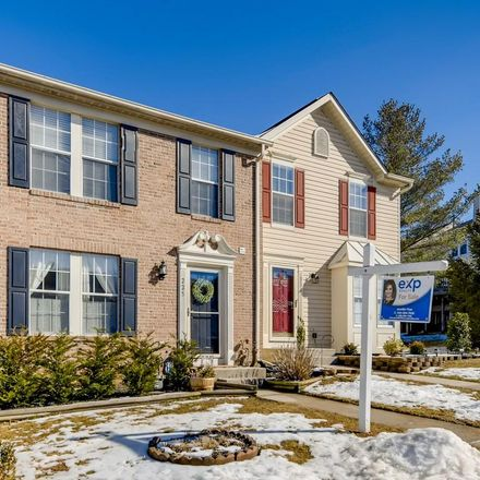 Rent this 3 bed townhouse on High Meadow Way in Abingdon, MD