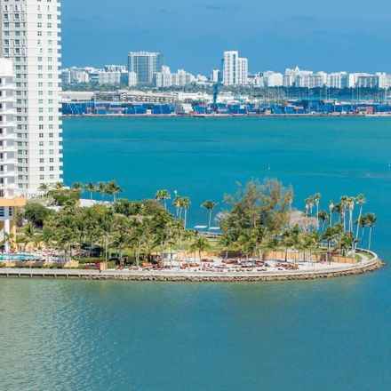 Rent this 2 bed condo on 1155 Brickell Bay Drive in Miami, FL 33131