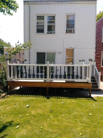 Rent this 3 bed apartment on Stevens Ave in Jersey City, NJ