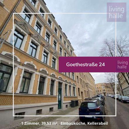 Rent this 1 bed apartment on Halle (Saale) in Paulusviertel, SAXONY-ANHALT