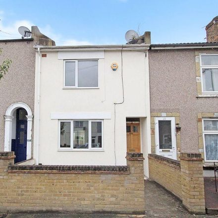 Rent this 3 bed house on Burrage Place in London SE18 7BE, United Kingdom