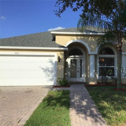 Rent this 4 bed house on 5031 Somerville Dr in Rockledge, FL
