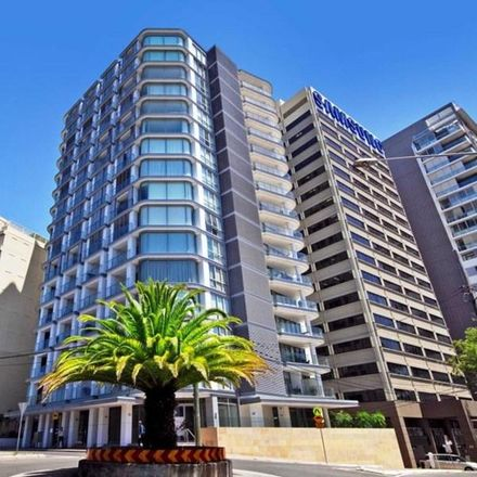 Rent this 1 bed apartment on 505/118 Alfred Street