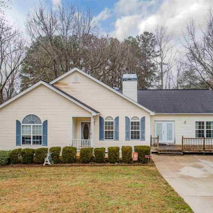 Rent this 3 bed house on 111 Ginger Lane in Easley, SC 29642