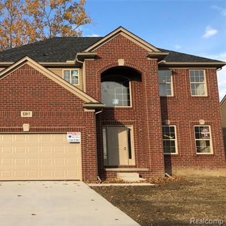 Rent this 4 bed house on 24867 Kabarda Drive in Macomb Township, MI 48042