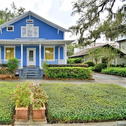Rent this 4 bed house on 408 E Harwood St in Orlando, FL