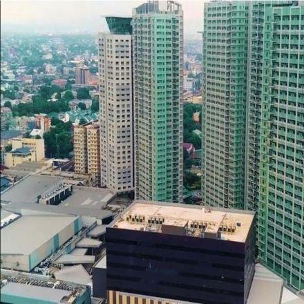Rent this 1 bed condo on Robinsons Magnolia in Aurora Boulevard, Quezon City