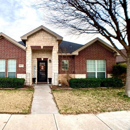 Rent this 4 bed house on Amber Drive in Odessa, TX 79762