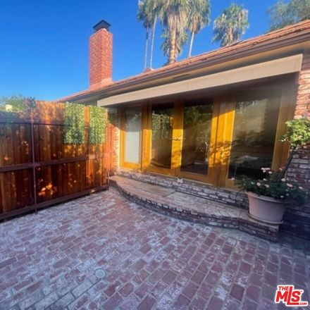 Rent this 1 bed house on Farralone Ave in Canoga Park, CA