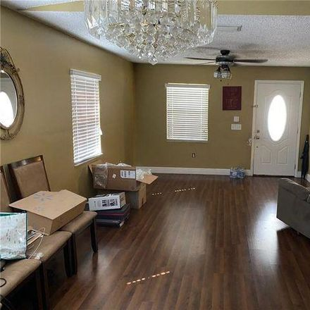 Rent this 3 bed house on 8451 North River Dune Street in Tampa, FL 33617