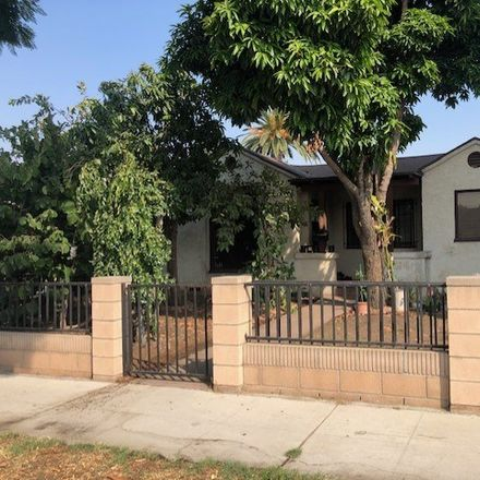 Rent this 5 bed duplex on 6624 Gaviota Avenue in Long Beach, CA 90805