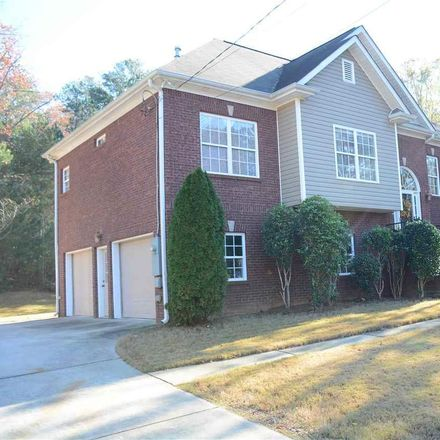 Rent this 3 bed house on 3469 Pear Street in Trussville, AL 35173