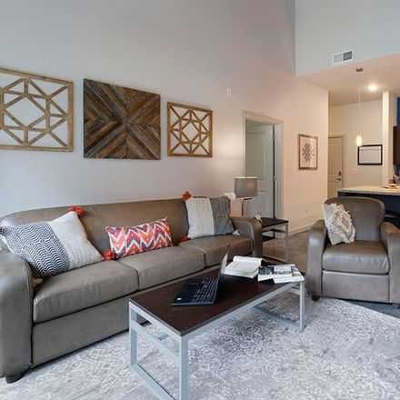 Rent this 2 bed apartment on The Collegian in North Capital Avenue Bus Only lane (NB contra-flow), Indianapolis