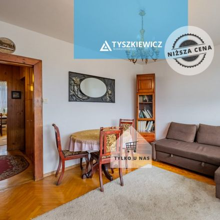 Rent this 3 bed apartment on Jacka Malczewskiego 33 in 80-107 Gdansk, Poland